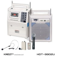 harga Meeting Portable Krezt Hdt 9902u Tokopedia.com