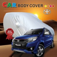 SARUNG COVER BODY PENUTUP MOBIL TOYOTA RUSH