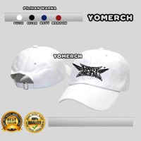 harga Topi Baseball Putih Babymetal Baby Metal Keren Yomerch Tokopedia.com