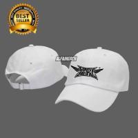 harga Topi Baseball Putih Murah Baby Metal Keren Alfamerch Tokopedia.com