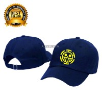 harga Topi Baseball Murah Trafalgar Law One Piece Luffy Lufy Alfamerch Tokopedia.com