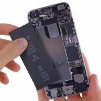 Apple Iphone 6 Baterai - Hitam