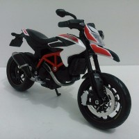 NEW Miniatur Motor Ducati Hypermotard SP Maisto 1 12