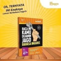 BACA INI KAMU DIJAMIN JAGO BAHASA INGGRIS+ DVD