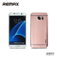 harga Remax Kingzone Series Tpu Protective Soft Case  Tpu Galaxy S7rose Gold Tokopedia.com