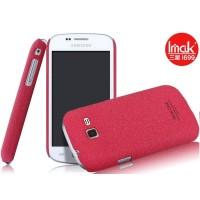 Imak Cowboy Quicksand  Hard Case  Samsung Galaxy S Duos S7562i I699-rd