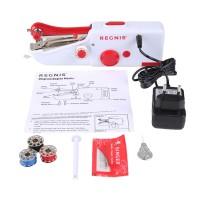 Mesin Jahit Tangan Mini REGNIS +Adapter