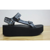 Sandal Teva Flatform Universal Campo Black- 1008844-CO-BLK