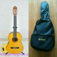 Yamaha C315 - Gitar Klasik Akustik Nylon, Original Yamaha
