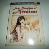 Komik Four Daughters of Armian 5