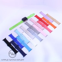 Apple Watch Sport Band 42mm dan 38mm New Colours For Series 1, 2, 3