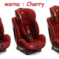 Carseat Kursi mobil anak Joie Meet Stages Car Seat EMBER / Cherry