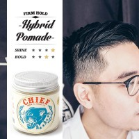 CHIEF POMADE HYBRID UNORTHODOX 105GR GLASS JAR