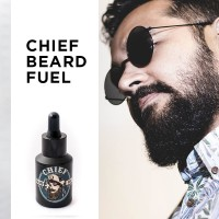CHIEF BEARD OIL (PENUMBUH JENGGOT) 30ML