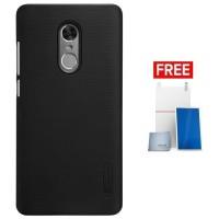 Xiaomi Redmi Note 4x Nillkin Hard Case Black |free Antigores|original