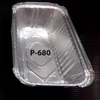 Kotak Aluminium Foil P-680/10B