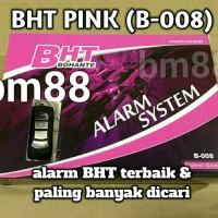 BHT Pink (B-008) Alarm Motor Terbaik Dan Paling Banyak Dicari