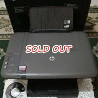 Printer HP Deskjet 1050 All In One / Multi Function / Paket Lengkap