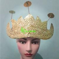 aksesoris kepala lampung anak baju adat tradisional