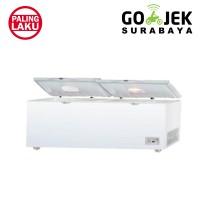 Freezer pembeku box gea AB 1200 TX - khusus kota Surabaya