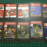 Amiibo Card Clone Super Mario Odyssey Full Set