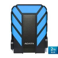 ADATA HD710 Pro - 2TB Hard Disk Eksternal USB3.1 Anti-Shock - Biru