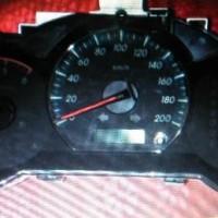 speedometer fortuner 2011 -2012 diesel matic