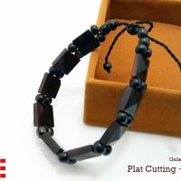 harga Vee Gelang Terapi Kesehatan Kayu Kokka Kaukah- Plat Cutting Coklat V20 Tokopedia.com