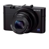 Sony Cyber-shot DSC-RX100 II Digital Camera - 20.2 MP - Limited