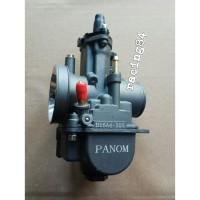 harga Karburator Pwk Panom Kotak Ukuran 28 Black  Tokopedia.com