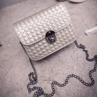 Jual Shoulder bag wanita tas bahu import korea elegan cantik lucu - HHM307  Murah