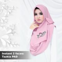 Jual Kerudung/Hijab Instant 2faces Tazkia PAD Murah