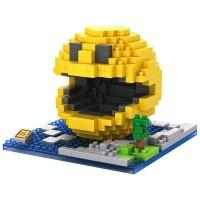 Jual LOZ Lego Nano Block Nanoblock Pacman Murah