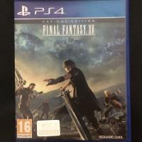 Jual BD Kaset Game PS4 Final Fantasy XV | FF XV | FF 15 Murah