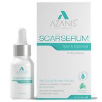 TERMURAH AZANIS scar serum bekas jerawat luka jatuh parut operasi