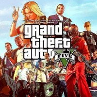 Grand Theft Auto GTA V + MOD PC Laptop