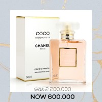 Parfum Coco Chanel Mademoiselle