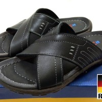 harga Branded Rohde Leather Sandal Frd03 Original Imported Tokopedia.com