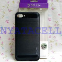 Softcase Delkin Carbon Fiber Asus Zenfone 4 Max /case/ipaky/capsule