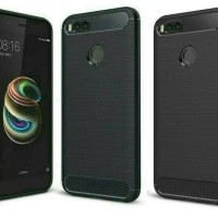 Softshell Delkin Carbon Fiber Xiaomi Redmi Note 5a Case Ipaky Soft