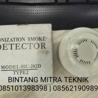 harga Smoke Detector Hc-202d / Ionization Smoke Detector Hc-202d Tokopedia.com