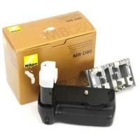 Battery/Batre Grip Nikon MB-D80 For Nikon D80 &D90