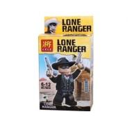 Brick Lego Like Action Mini Figure Minifigure Lone Ranger Loneranger The Movie Walt Disney Johnny Depp Tonto Koboi Cowboy Texas