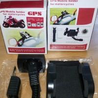 harga Holder Smartphone Gps Bracket Spion Motor Tokopedia.com