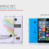 harga Anti Gores Nillkin Clear Screen Guard Microsoft Lumia 640 Tokopedia.com