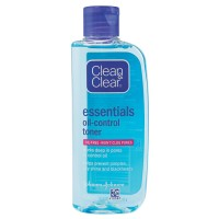 CLEAN and CLEAR ESSENTIALS OIL CONTROL TONER