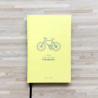 Jual Buku Agenda / Journal / Planner Unik 2018 2019 - Warna: Kuning Murah