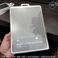 Book Cover Keyboard Galaxy Tab S3 Case Samsung Original - Grey