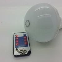 harga Rc Lampu Led 20 Watt Remote Control Pengaturan Jam Remot On Off Tokopedia.com