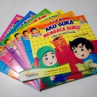Buku Cerita Anak Teladan Bergambar, Seri Balita Pintar